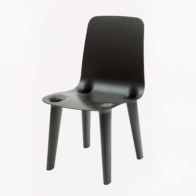 Carbon Fiber Chair <br>Gagosian Gallery 2008