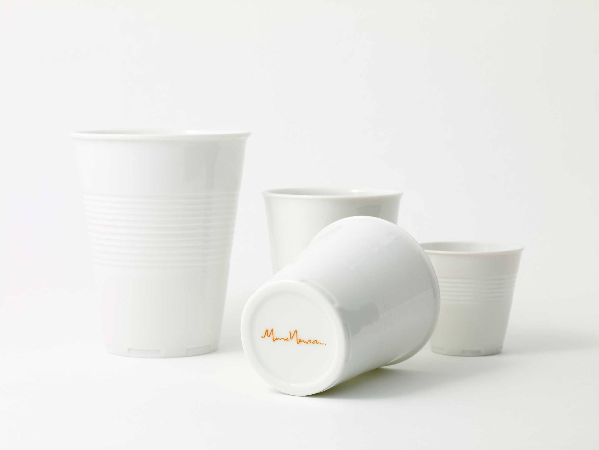 Ceramic Cups & Picnic Set