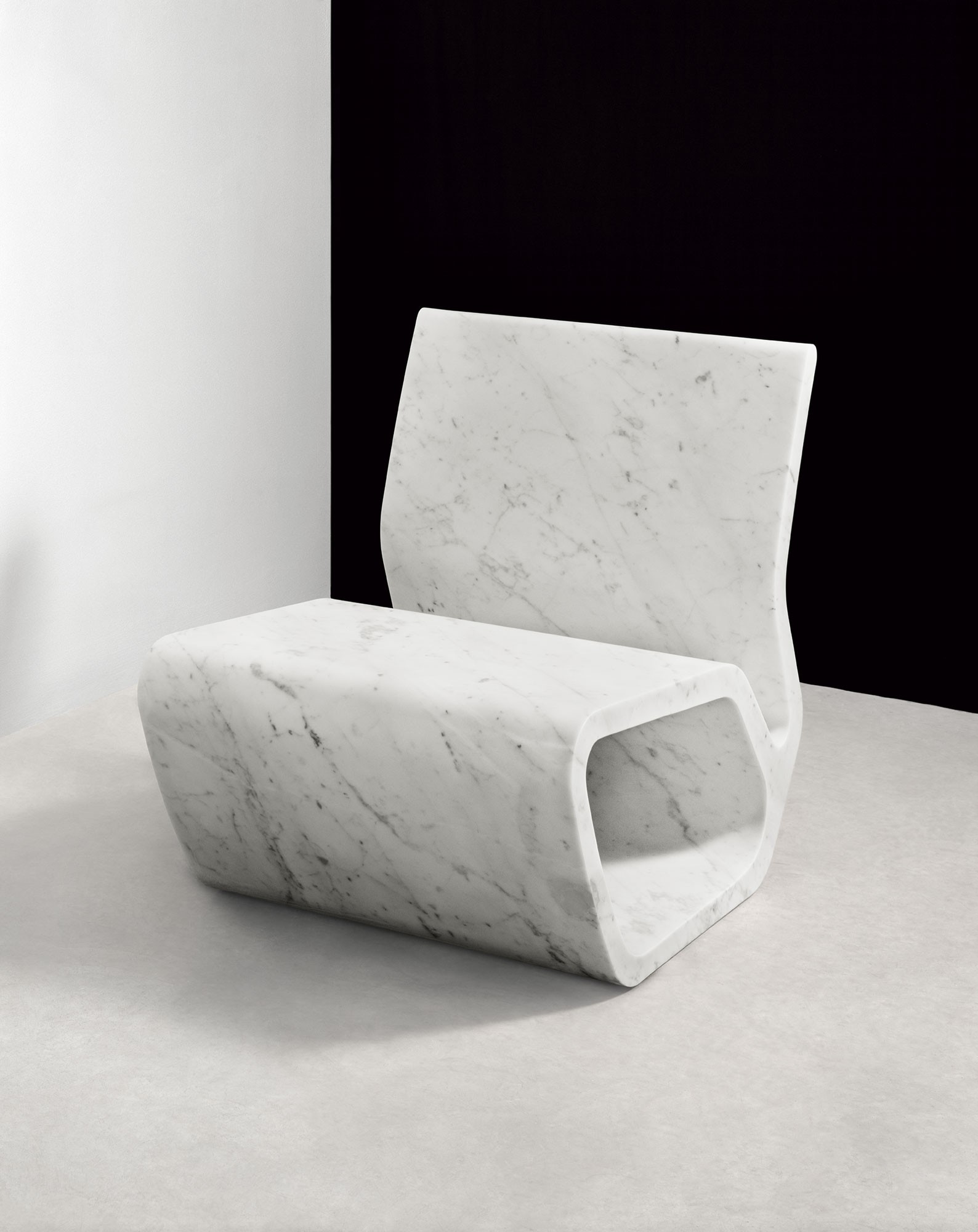 Extruded Chair