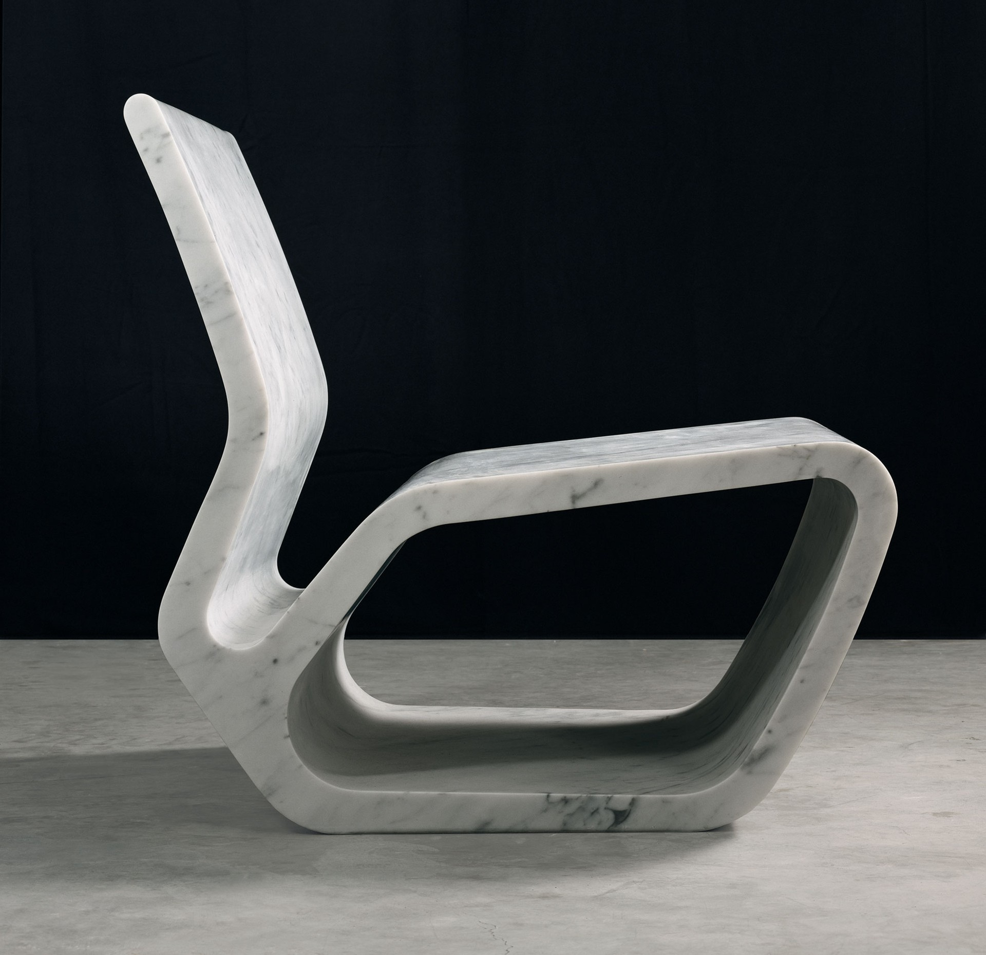 Amazing Extruded Chair