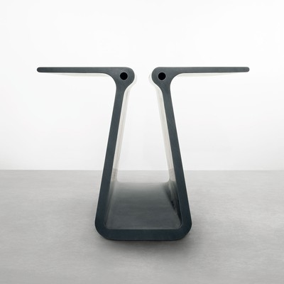 Extruded Table 2<br>Gagosian Gallery 2007