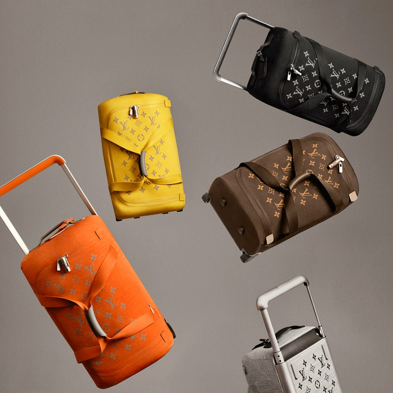 Horizon Soft Luggage <br>Louis Vuitton 2019