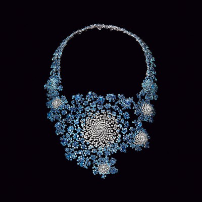 Julia Necklace <br>Boucheron  2009