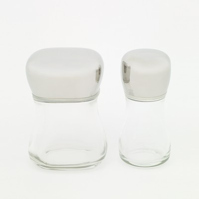 Laika Condiment Containers<br>Alessi  2001