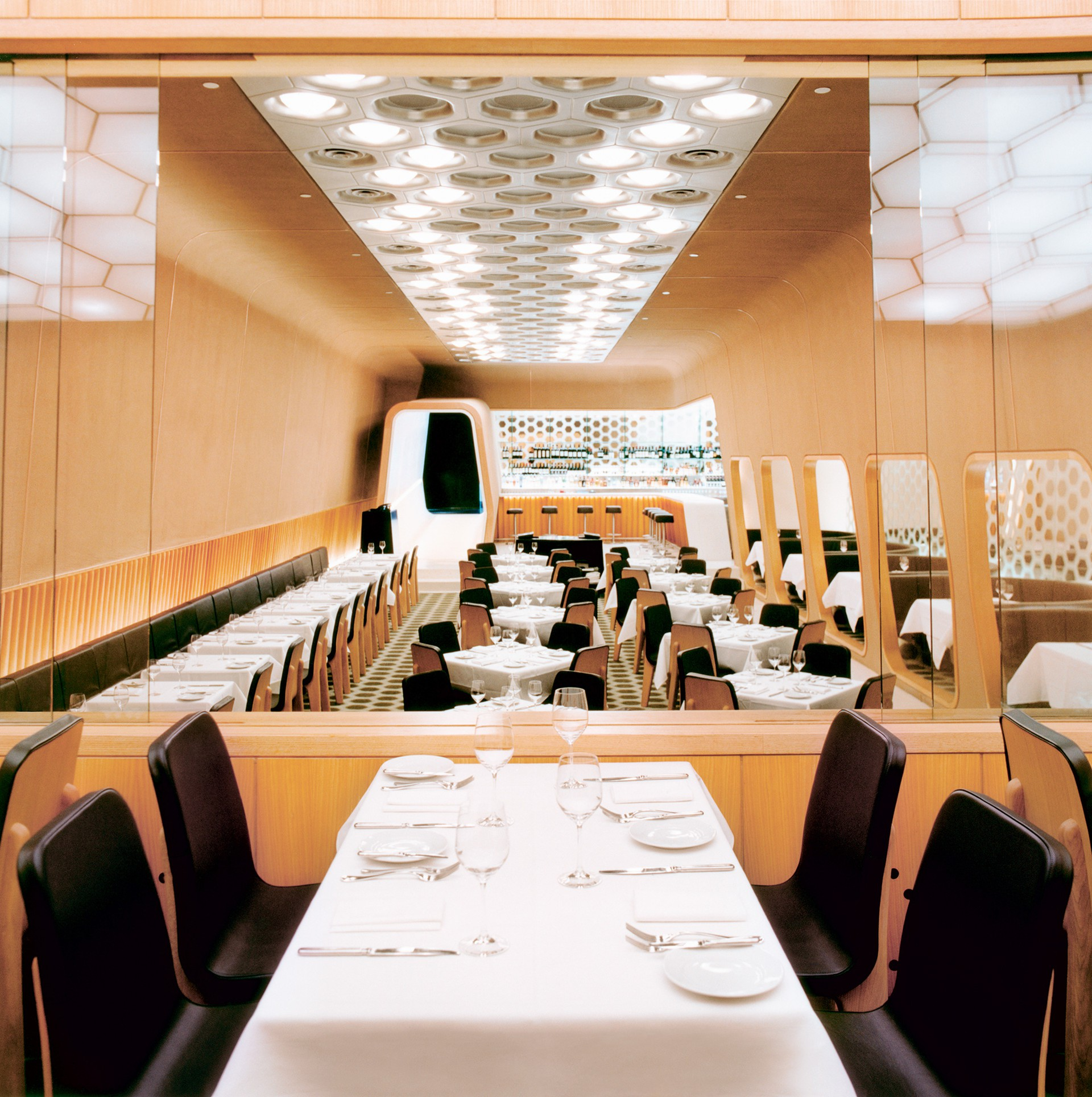 Lever House Restaurant Marc Newson Ltd
