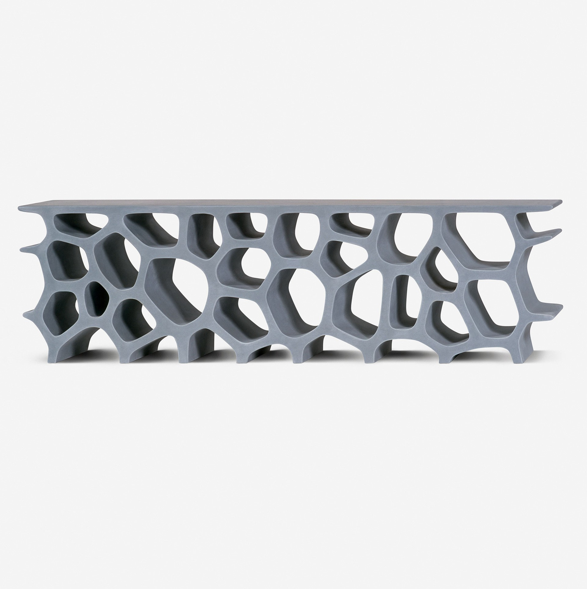 Low Voronoi Shelf
