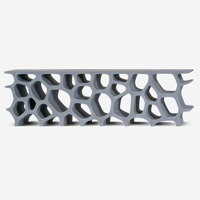 Low Voronoi Shelf<br>Gagosian Gallery 2008