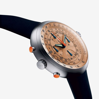 Megapode Watch<br>Ikepod 1999