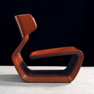 Micarta Chair<br>Gagosian Gallery 2007