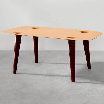 Micarta Table <br>Gagosian Gallery 2007