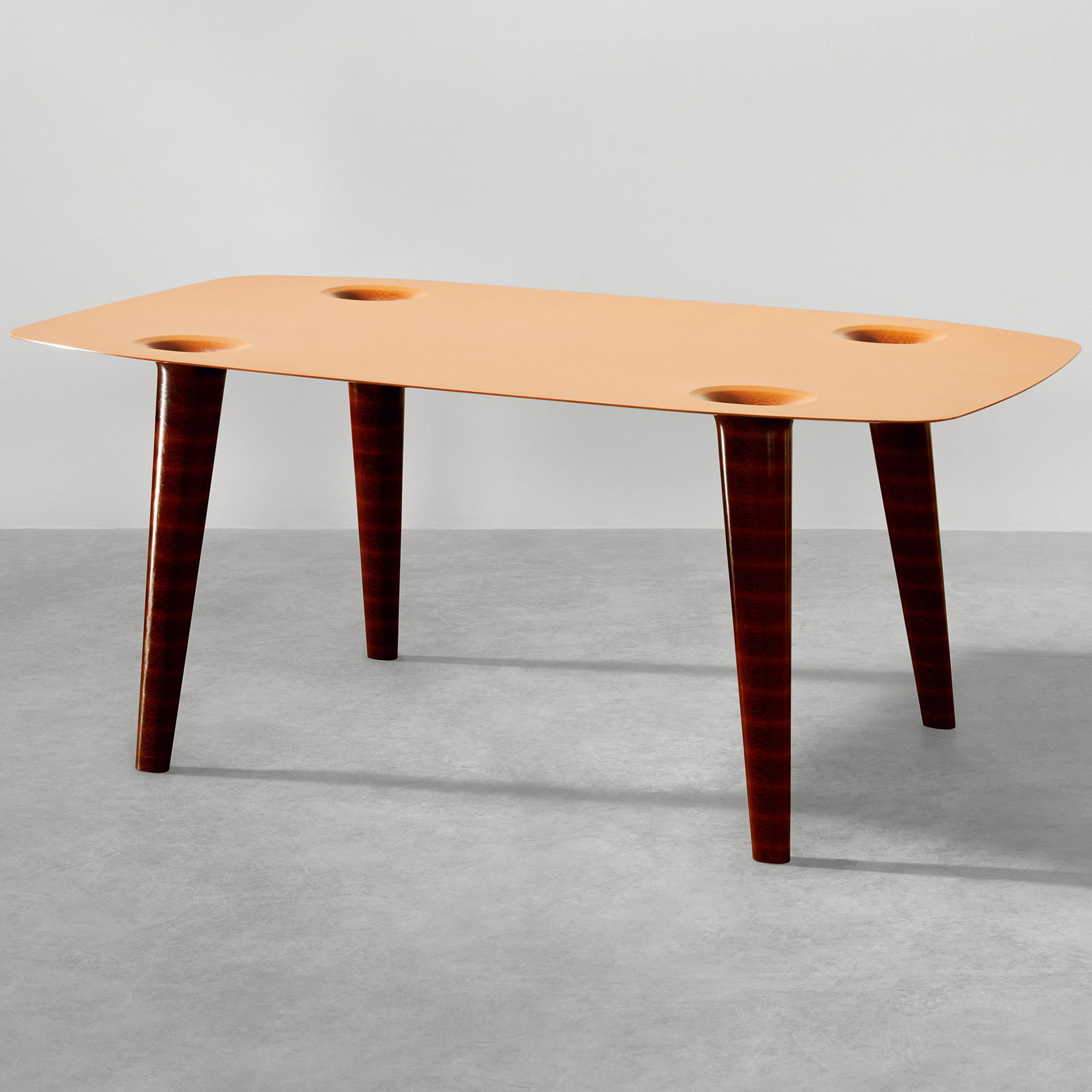 Marc newson desk best home design 2018 for Design table new york