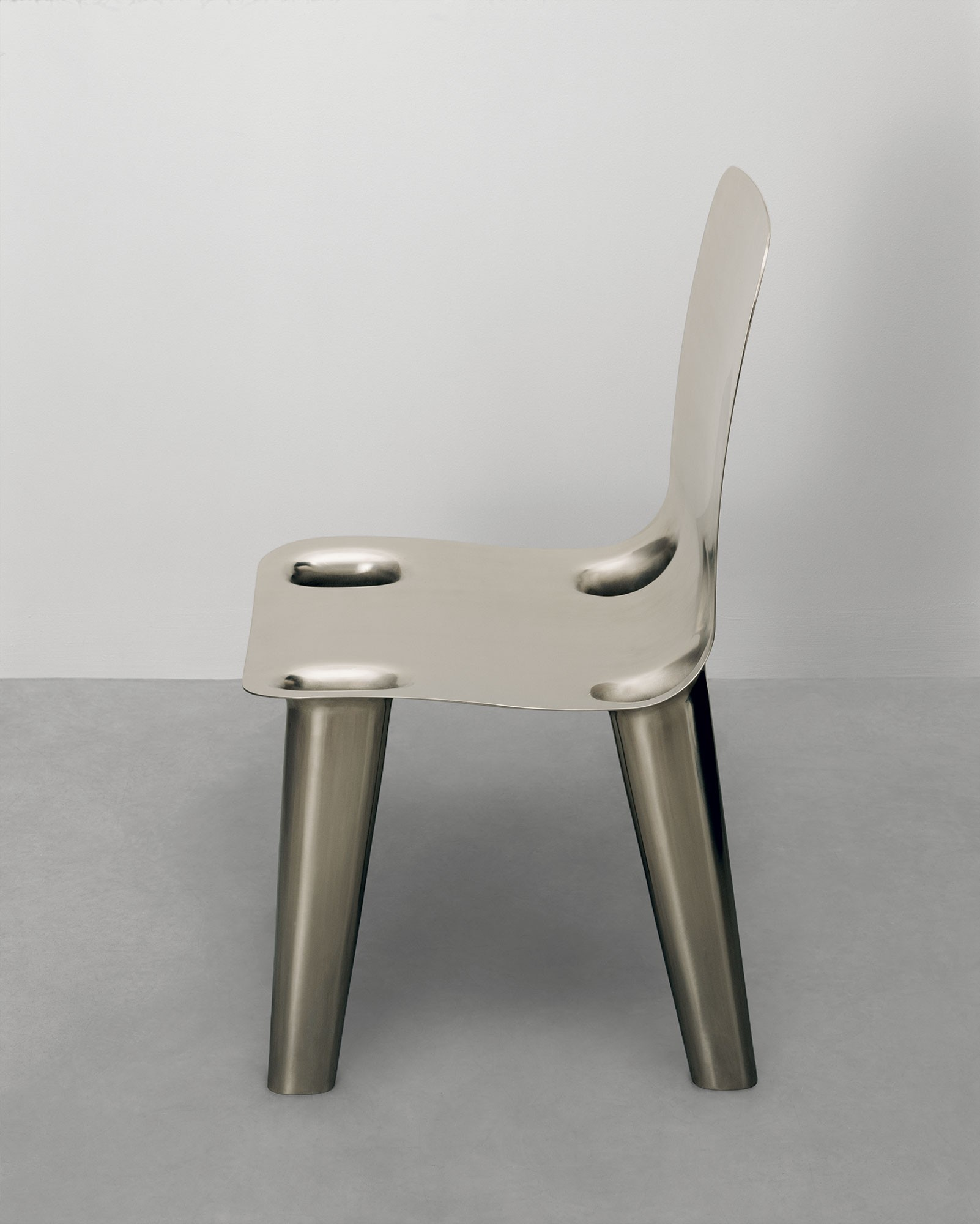 Nickel Chair