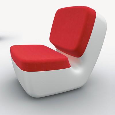 Nimrod Chair Magis 2002 & Plastic Orgone Chair | Marc Newson Ltd