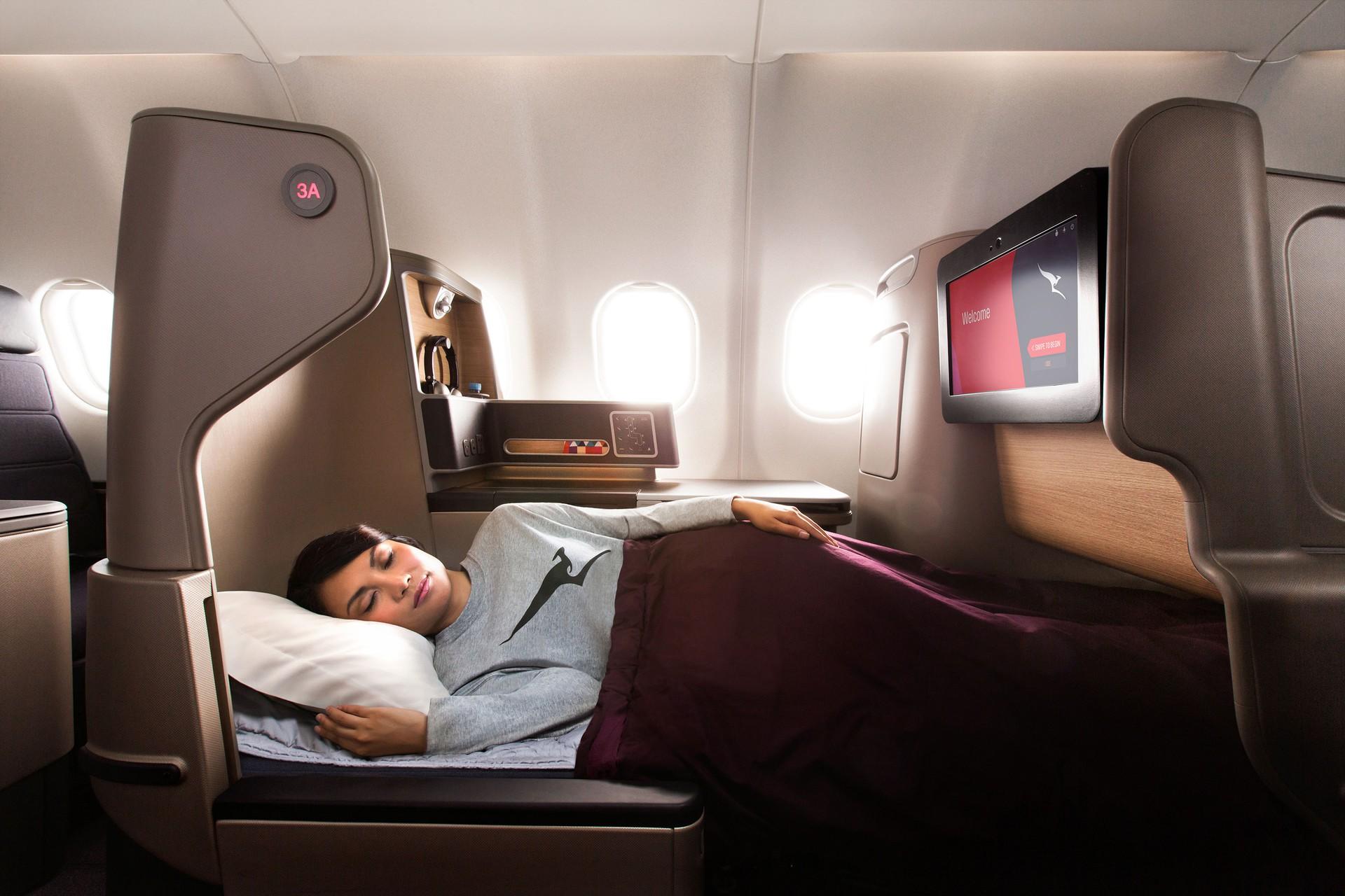 Qantas A330 Marc Newson Ltd