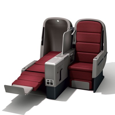 Qantas Skybed<br>Qantas Airways Ltd 2002