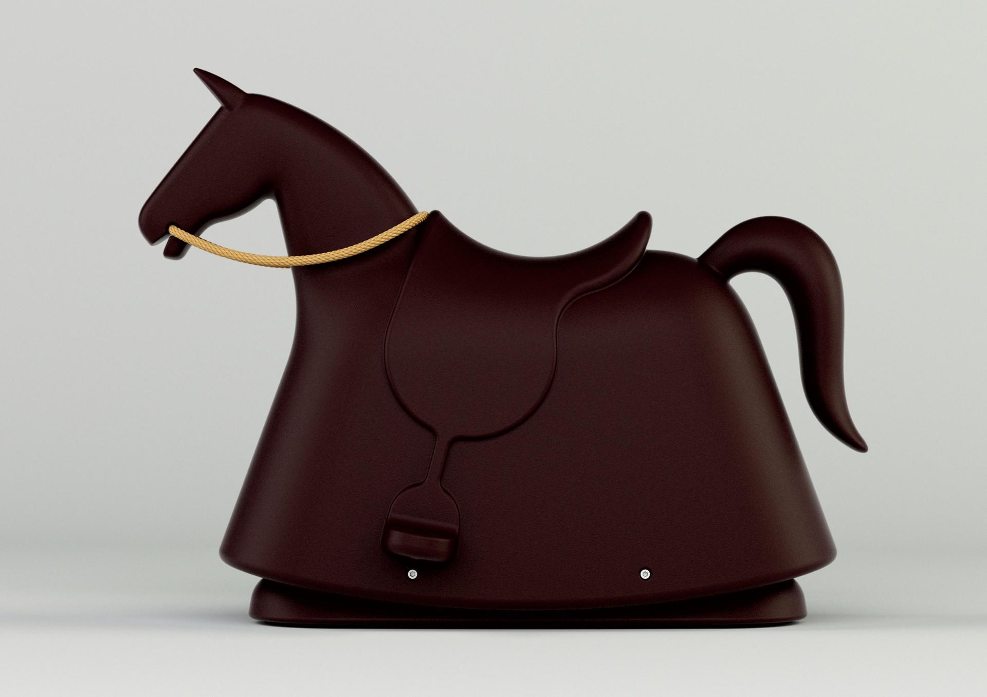 Rocky Rocking Horse