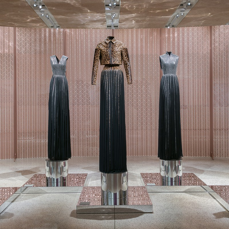 Screen for  Azzedine Alaia: The Couturier <br>Azzedine Alaia 2018