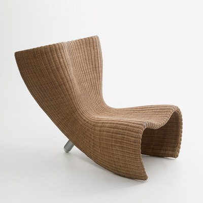 Wicker Chair and Lounge<br>Idée 1990
