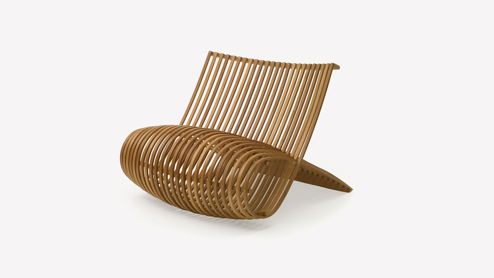 Wood chair marc newson ltd for Marc newson wooden chair