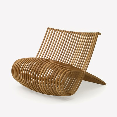 Wood Chair <br>Cappellini  1988